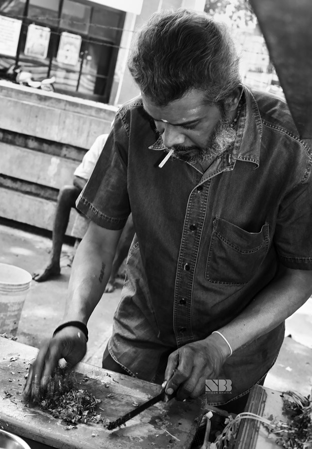Smoked and Cooked by Nitesh Bhatia on 500px.com