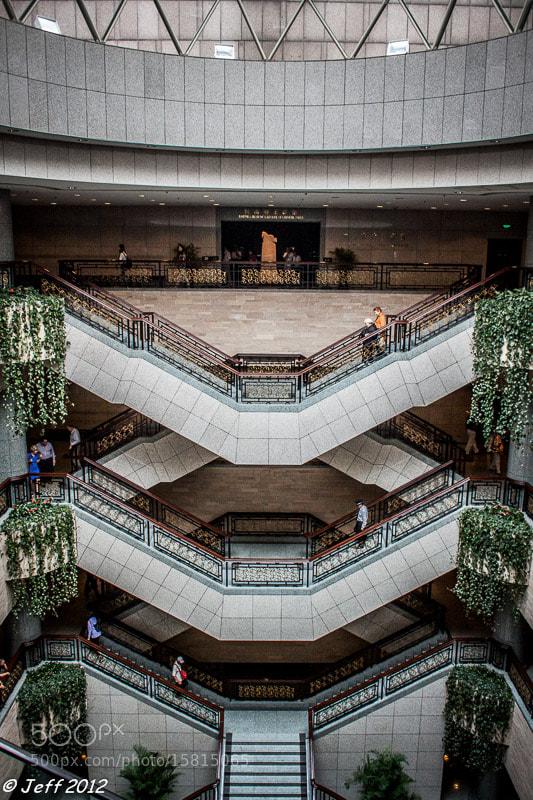 Photograph Musée de Shanghaï by Bouillet J-Francois on 500px