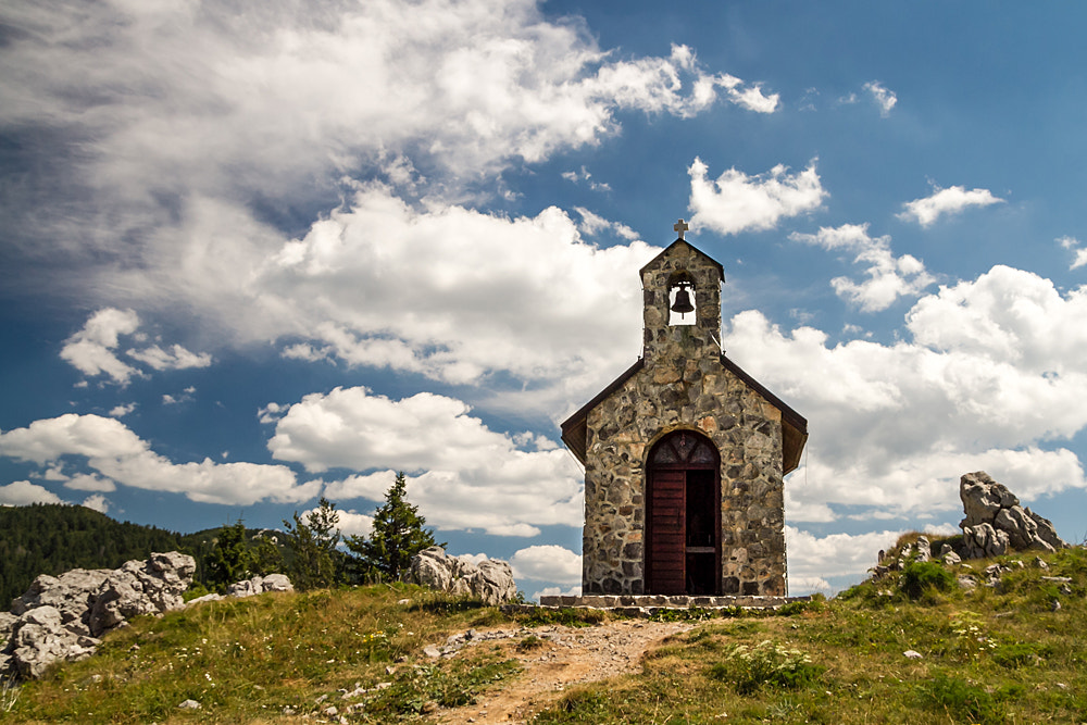 Photograph St. Ante Chapel by Ivan Rybak on 500px