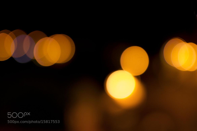 Photograph Big City Lights by Sascha Reichhardt on 500px