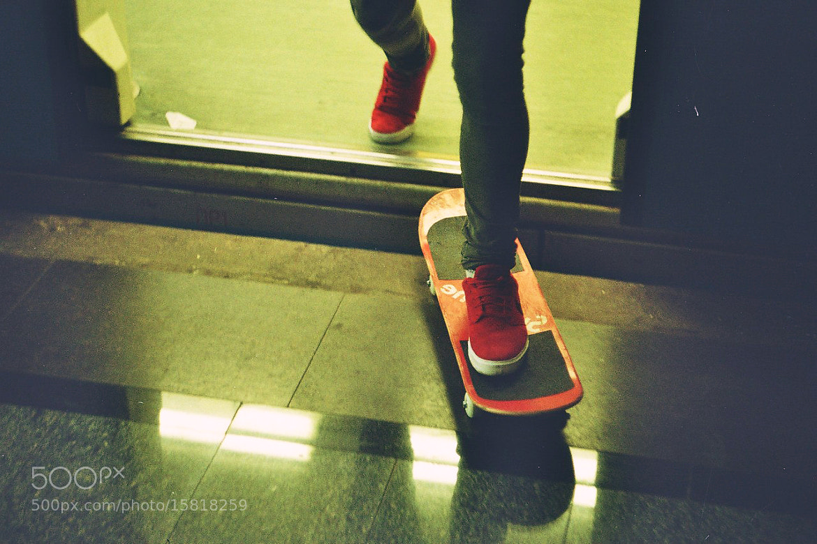 Photograph sk8 by Leonid Wonder on 500px