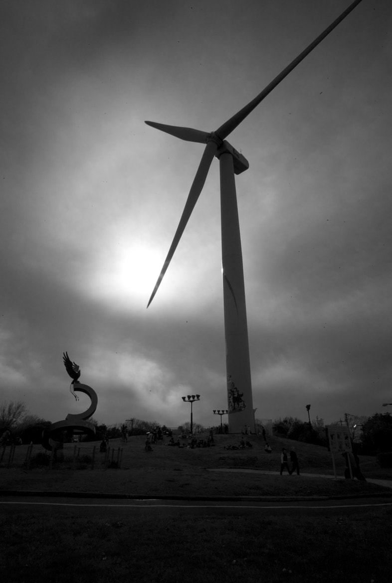 Photograph Windmill by Hide Tokyo on 500px
