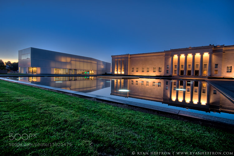 Photograph Nelson-Atkins by Ryan Heffron on 500px