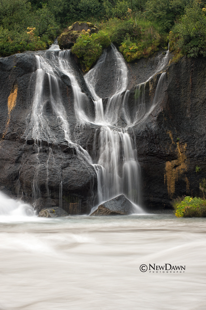 Photograph A Ghostly Waterfall by Patrick Kriner on 500px