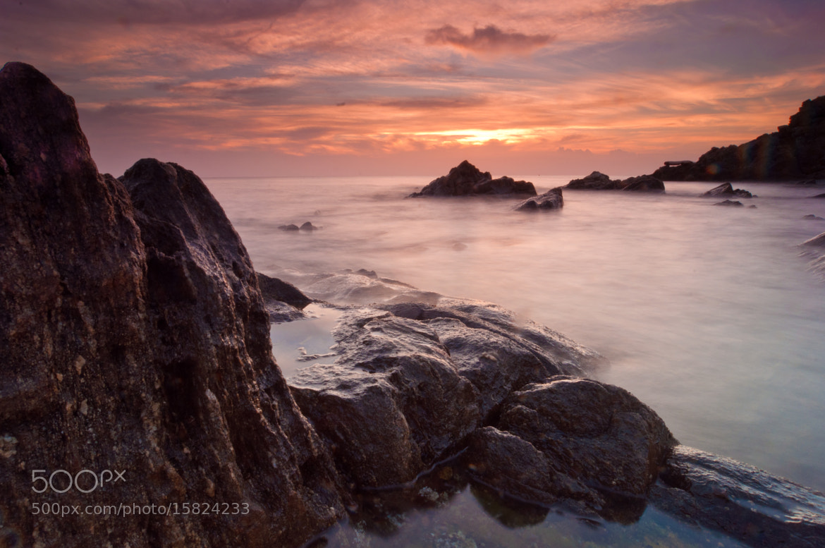 Photograph cote d'́ azur by sunrising by Stefan Staal on 500px