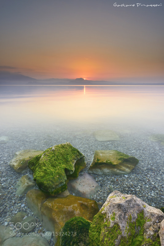 Photograph The rising Sun by Gaetano Pimazzoni on 500px