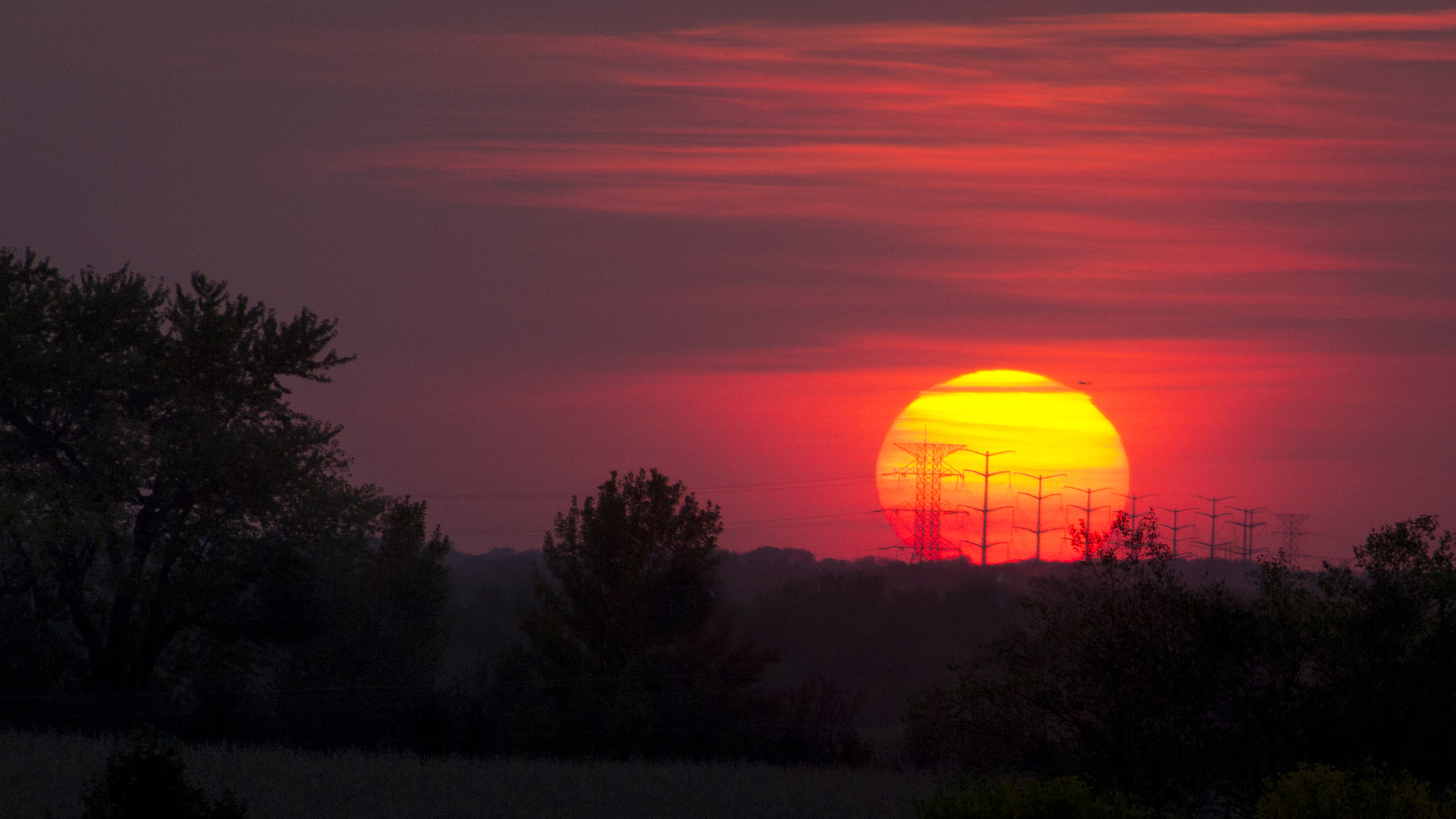 Photograph A Sunset to remember by Anjan Upadhya on 500px
