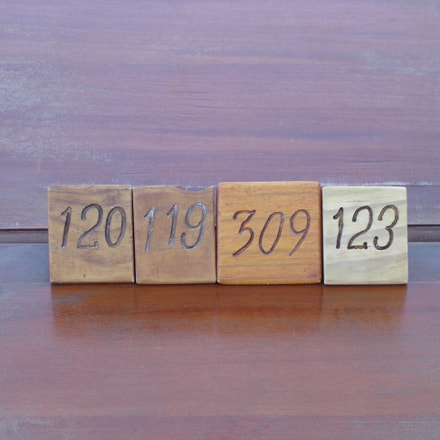 Table Numbers, Sony DSC-W12