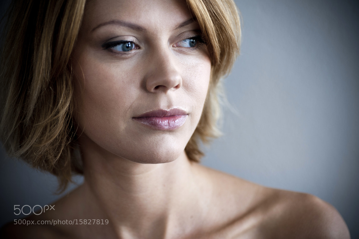 Photograph Justina - 2012 by Sal  Marston on 500px