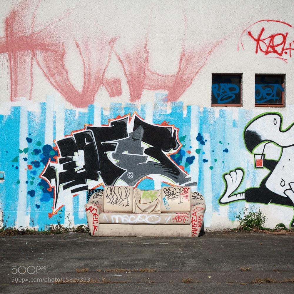 Photograph La place abandonnée by Mathieu Coquerelle on 500px