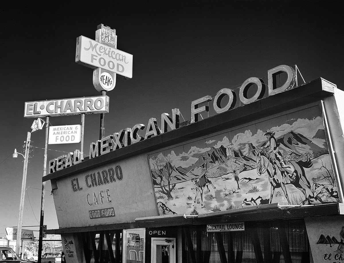 Photograph El Charro Cafe by Rich Voninski on 500px