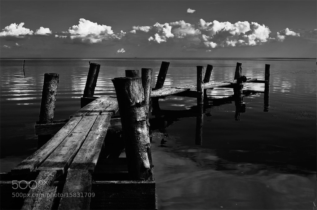 Photograph Old jetty by Mikael Sundberg on 500px