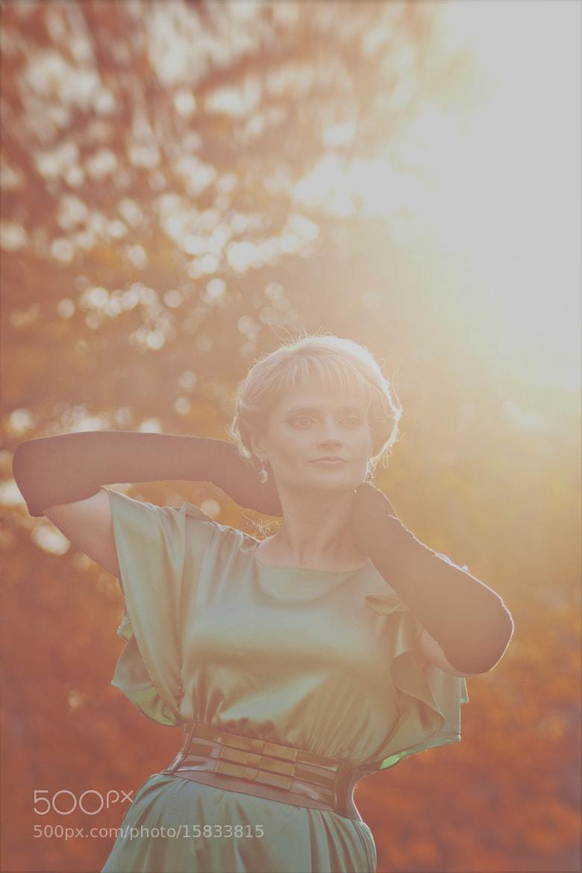 Photograph colors of autumn by Anastasiya Pashnina on 500px