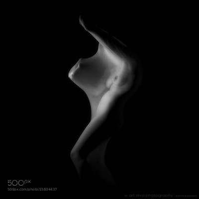 Photograph Cocooned  by Art Silva Nudes on 500px