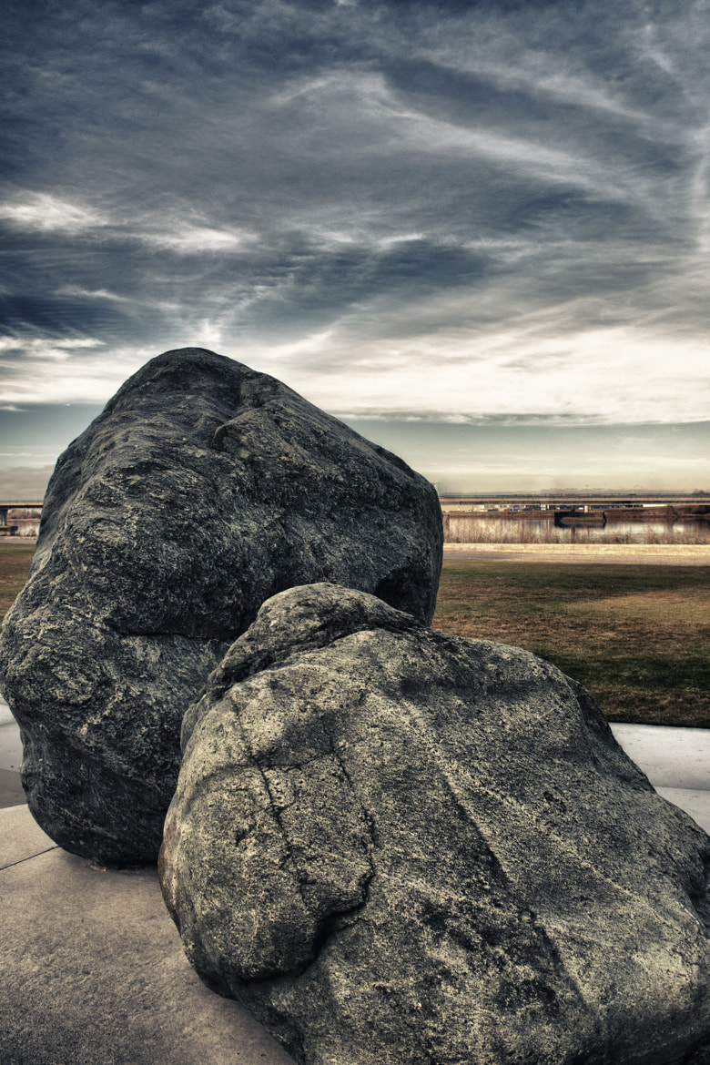 Photograph The Rocks at the Olympic Oval by Xavier Wiechers on 500px