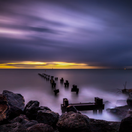 olivers hill jetty, Canon EOS-1DS MARK III