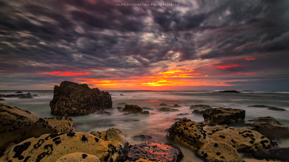 Photograph Sky bleeding by Filipe Oliveira on 500px