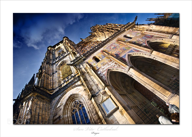Photograph St. Vito Cathedral by David Pintado on 500px