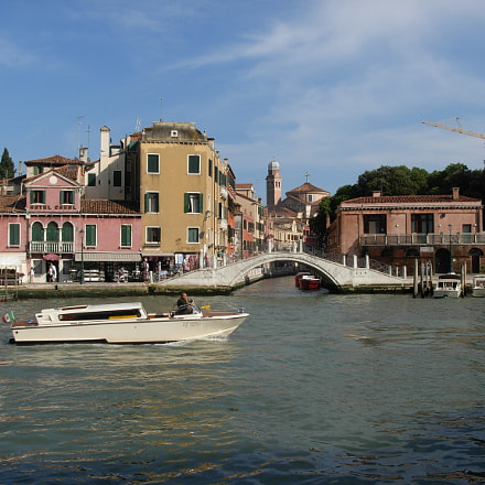 travelling in venice, Nikon COOLPIX L5
