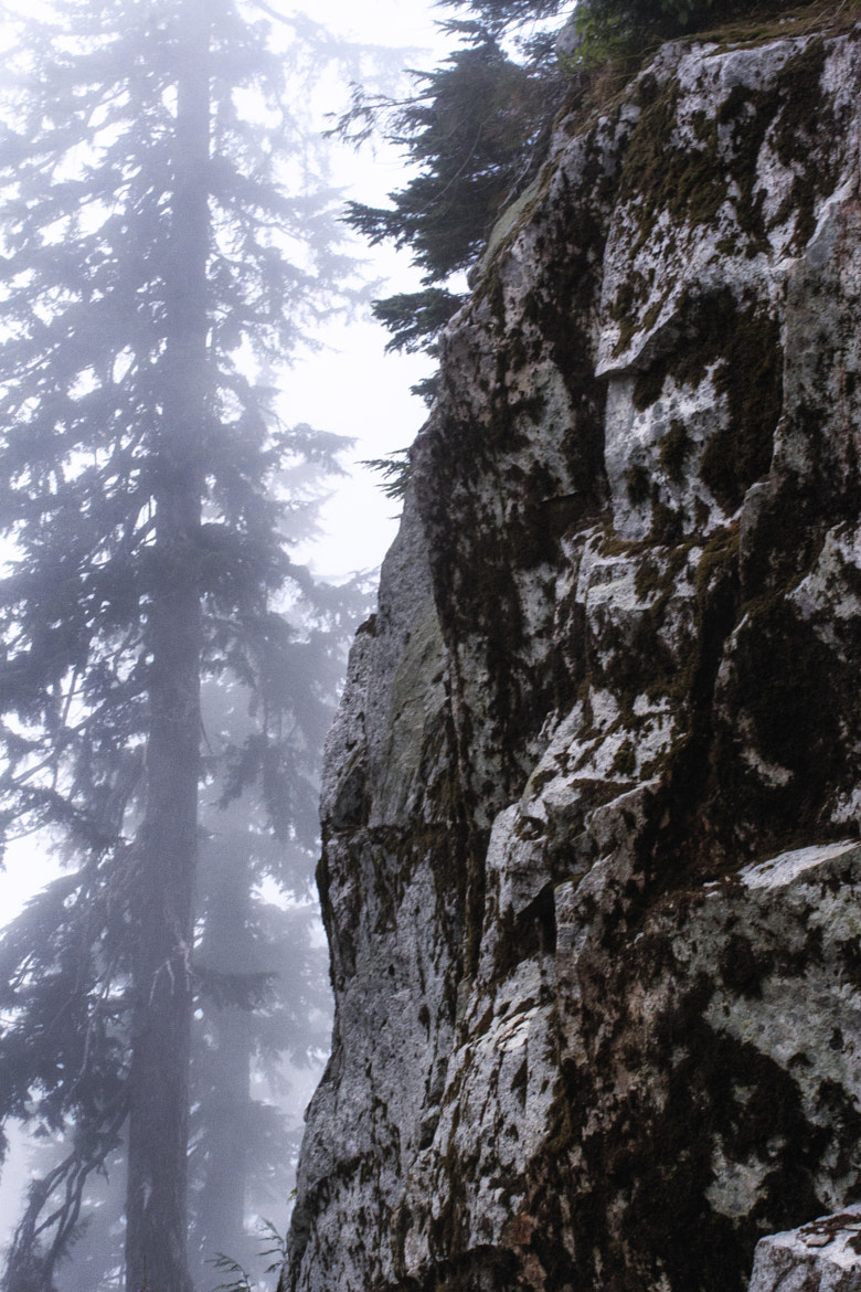 Photograph Grouse Mountain Rock by Xavier Wiechers on 500px
