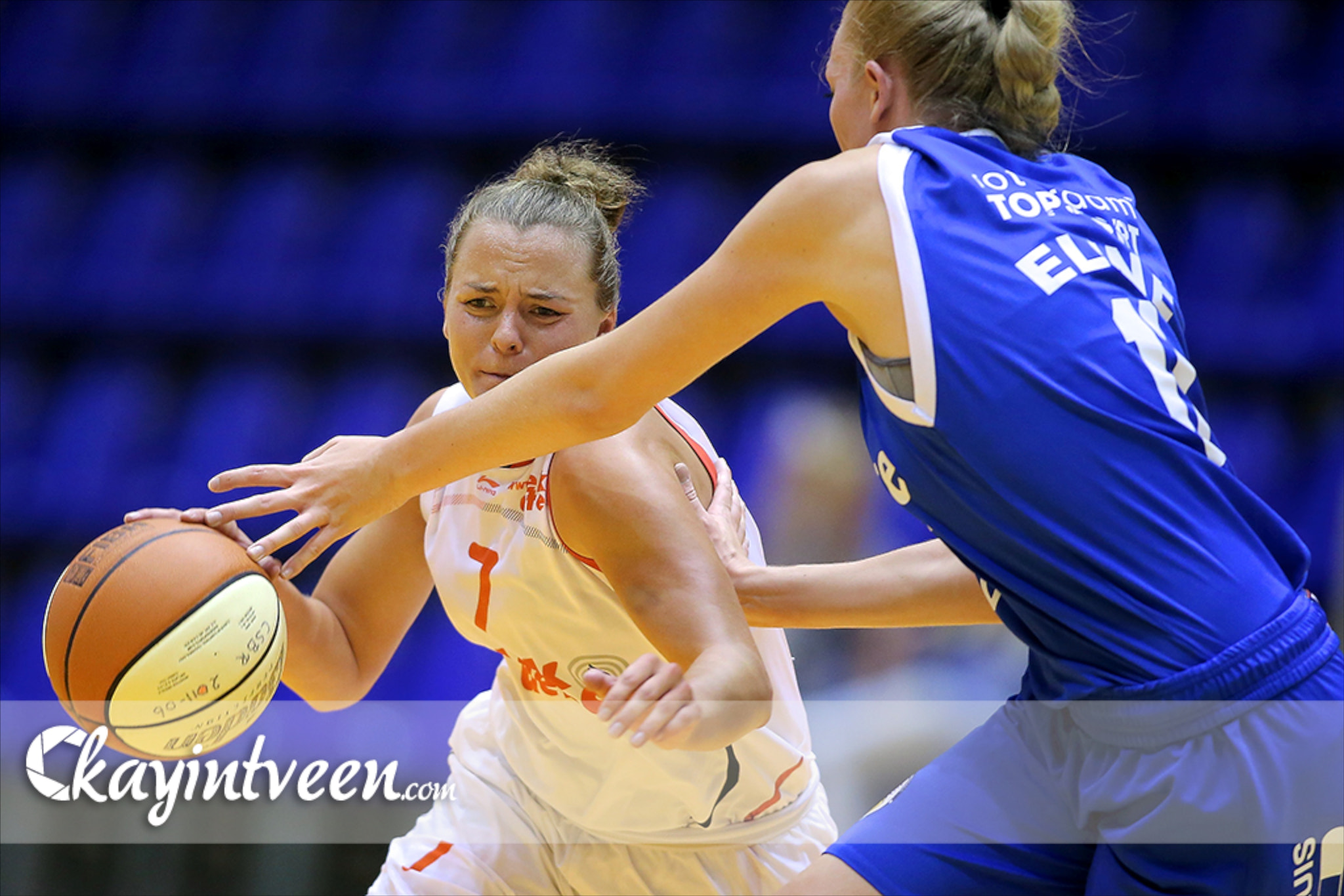 Photograph Women basketball on the Canon EOS 1D-X by Kay in 't Veen on 500px