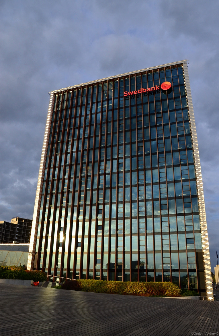 Photograph Swedbank by Dmitry Voitkevich on 500px