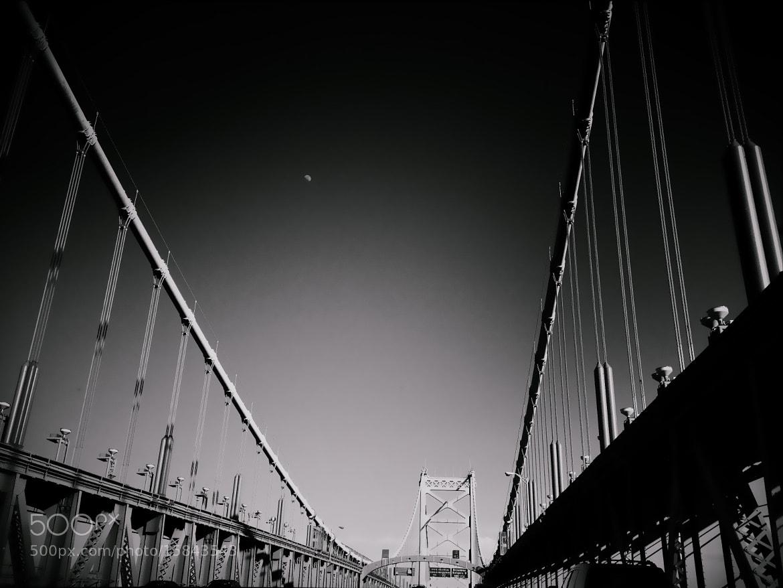 Photograph Ben Franklin Bridge by Kristy Yang on 500px