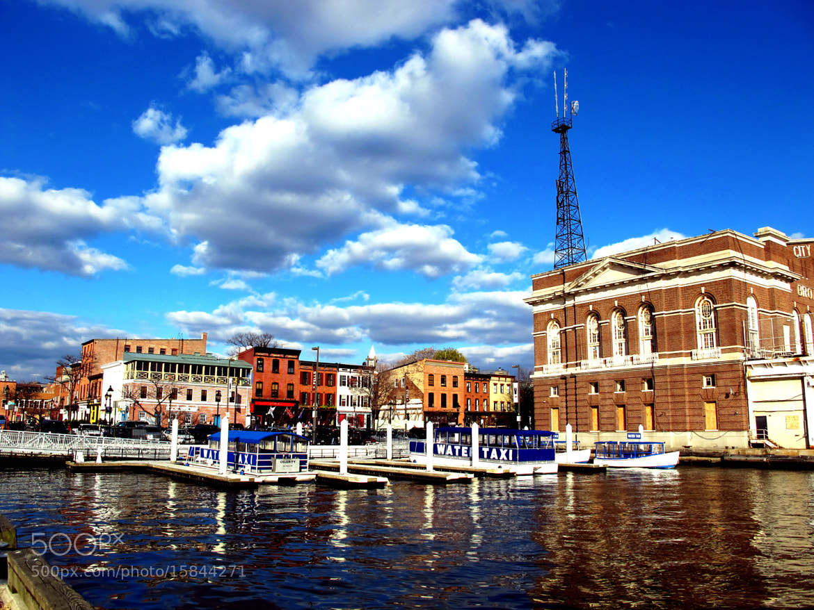 Photograph Fells Point by Kristy Yang on 500px