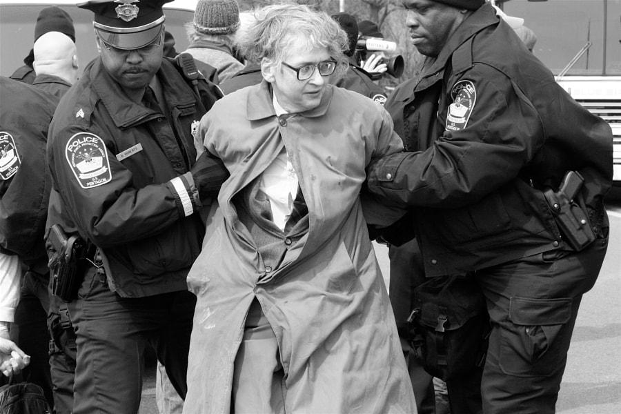 Arrest at the Pentagon (2006)