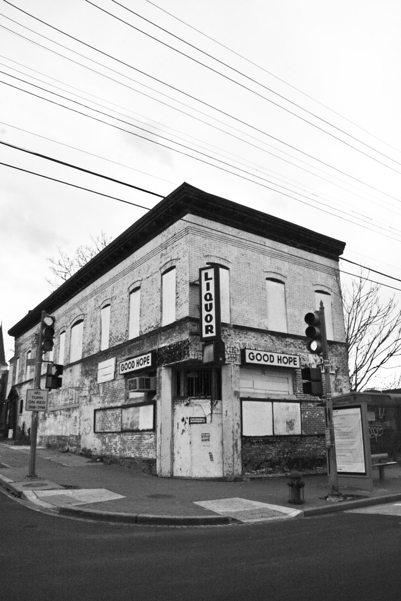 Photograph Good Hope Liquors, DC by Brendan Lilly on 500px