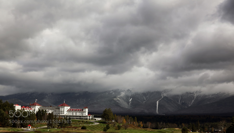 Bretton Woods, New Hampshire.