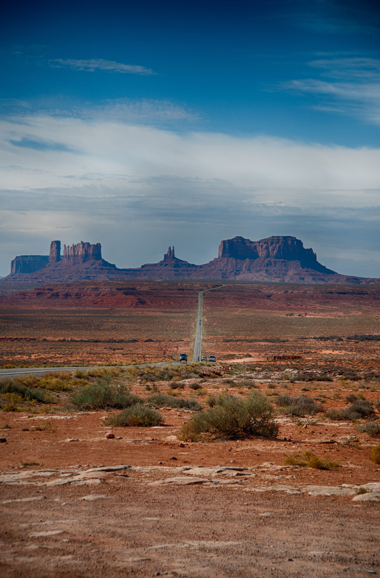 Photograph Monument Valley by Andrea Spallanzani on 500px