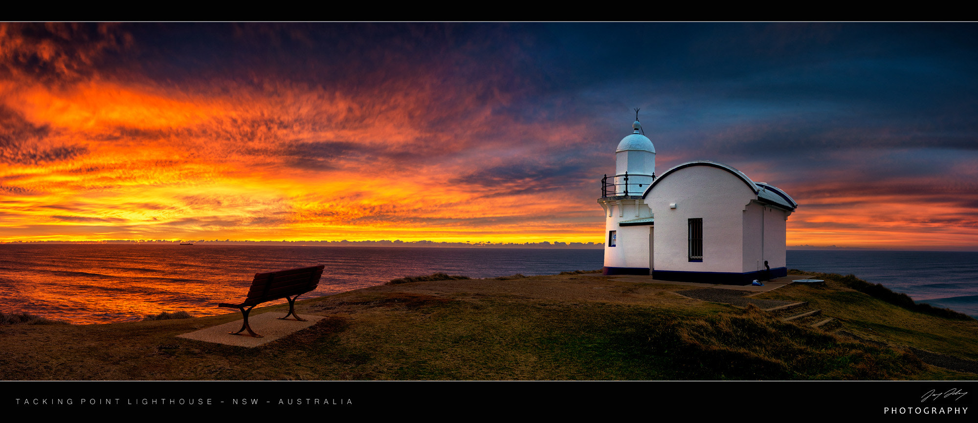 Photograph Tacking Point Lighthouse by Jay Daley on 500px