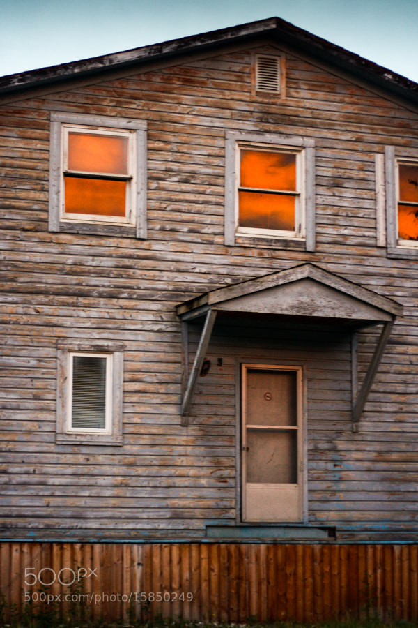 Photograph house of fire by Eileen Seto on 500px