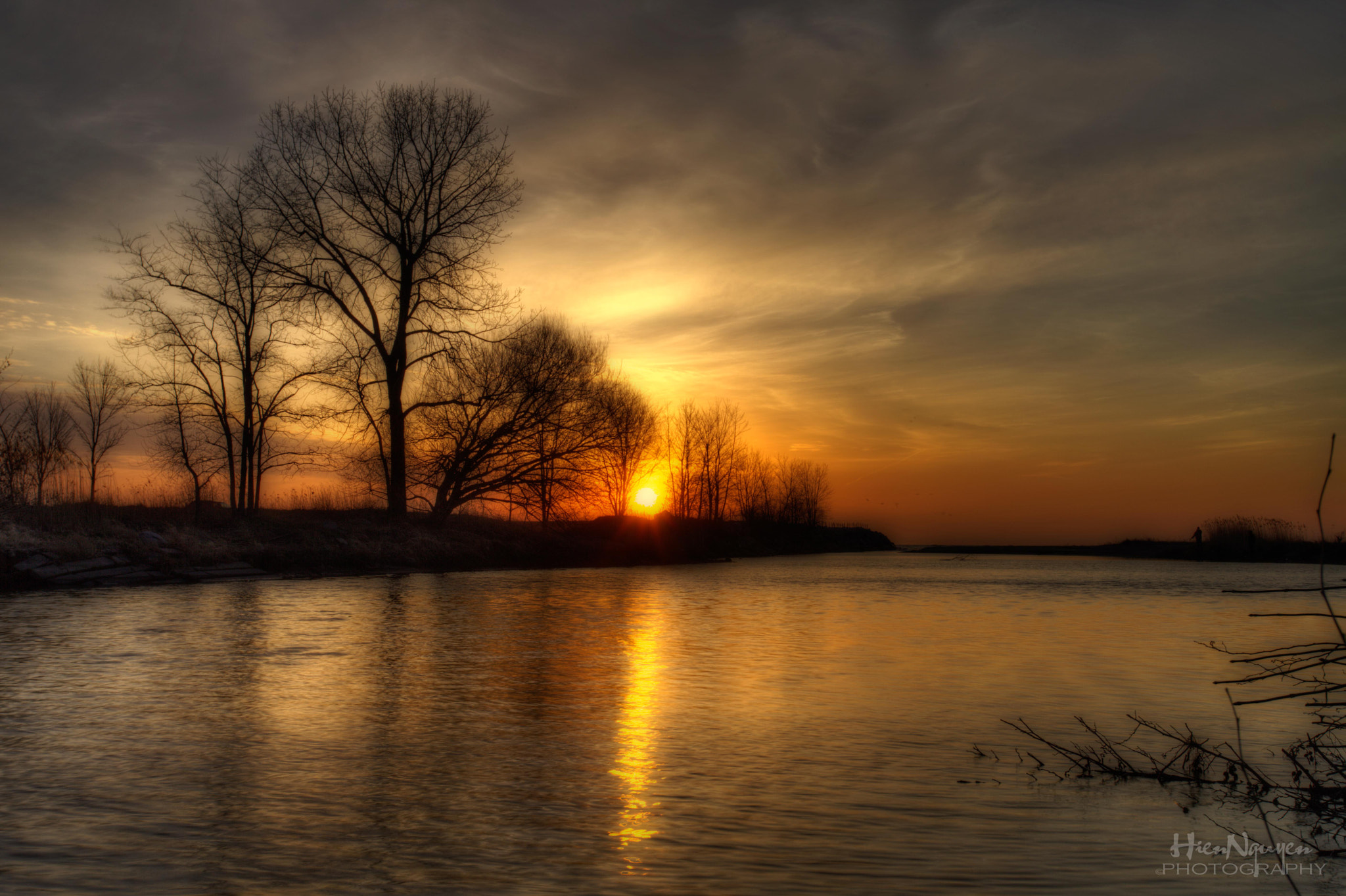 Photograph The Sunrise by Hien Nguyen on 500px