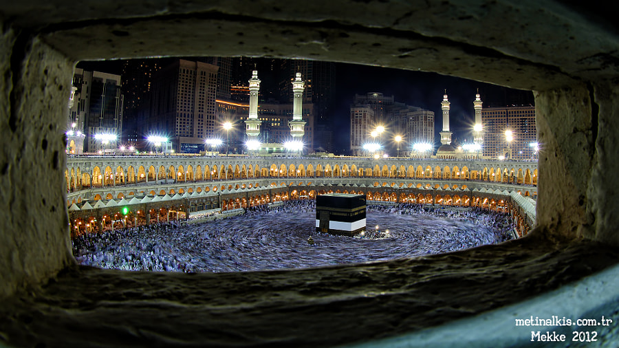 From Our Window to Harem Makkah by Metin Alk?? on 500px.com