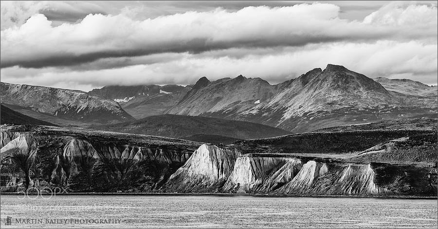 Photograph Cliffs Along the Beagle Channel by Martin Bailey on 500px