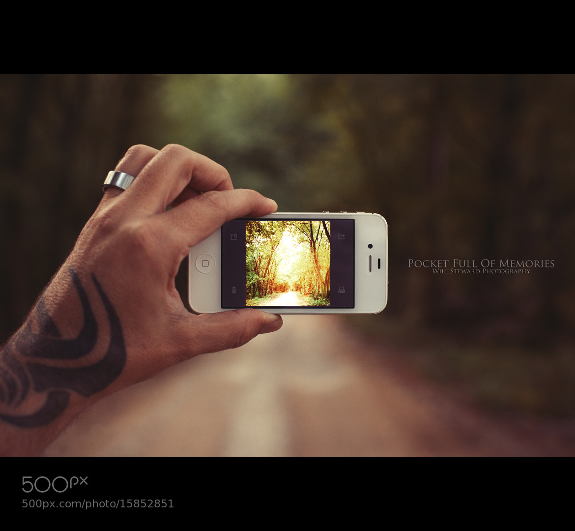 Photograph 32:50 Pocket Full Of Memories by Will Steward on 500px