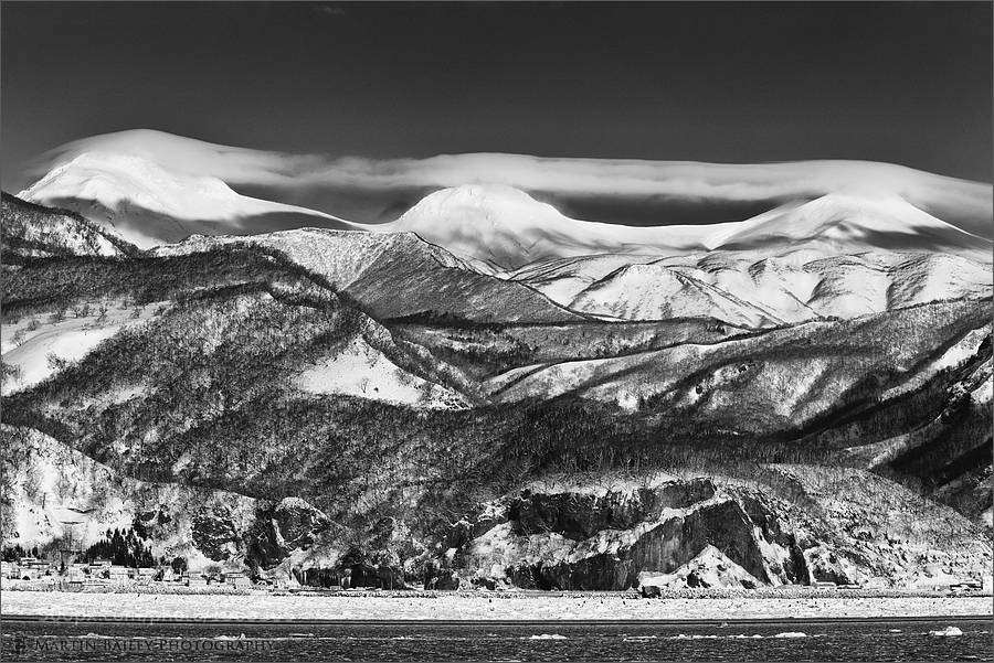 Photograph Shiretoko Mountains by Martin Bailey on 500px