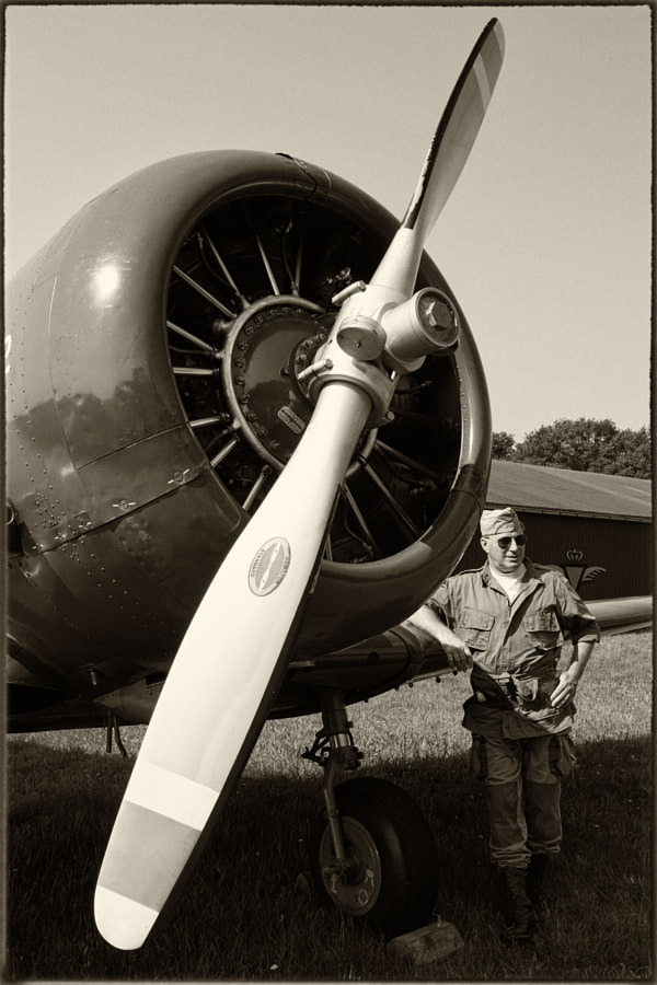 The Proud Pilot