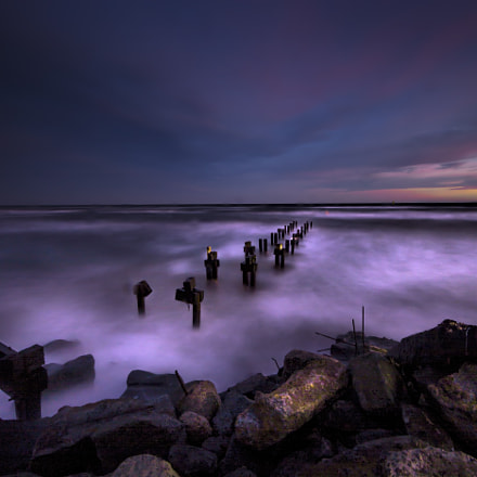 olivers hill jetty tuesday, Canon EOS-1DS MARK III