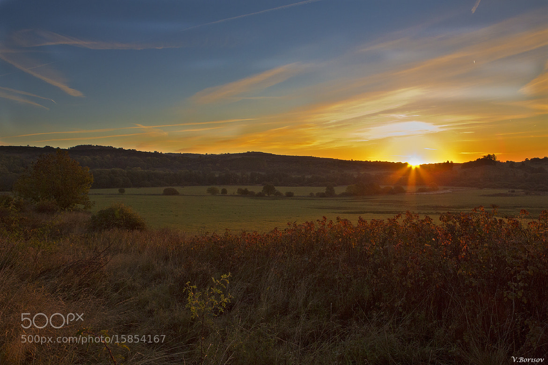 Photograph Morning by Vladimir Borisov on 500px