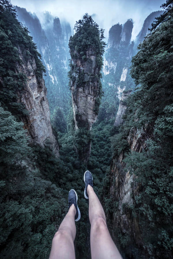 From Where I Dangle My Feet by Jennifer Bin on 500px.com