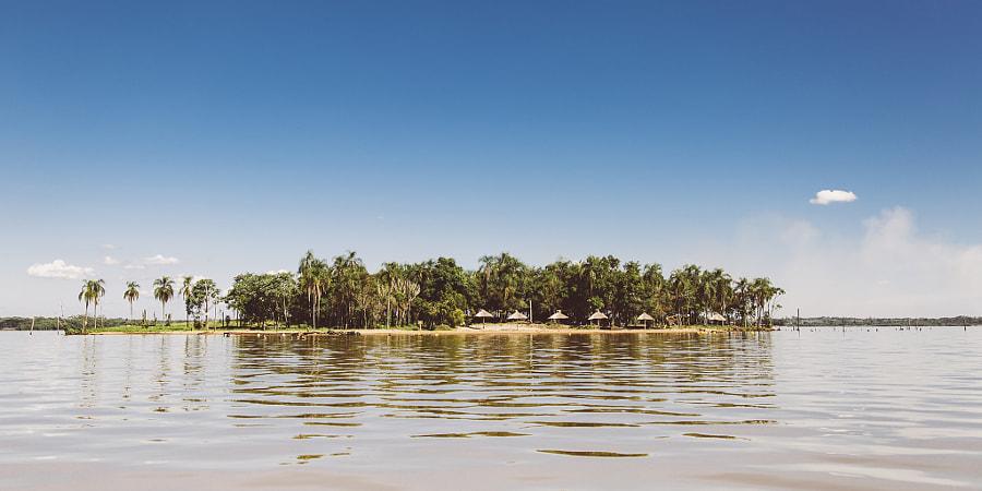 La isla del tesoro.