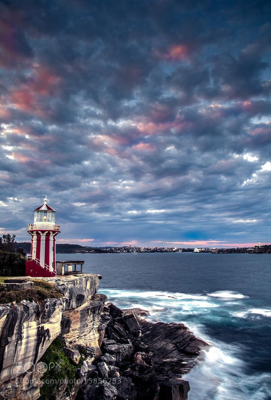 Photograph HORNBY LIGHTHOUSE by Kash khastoui on 500px