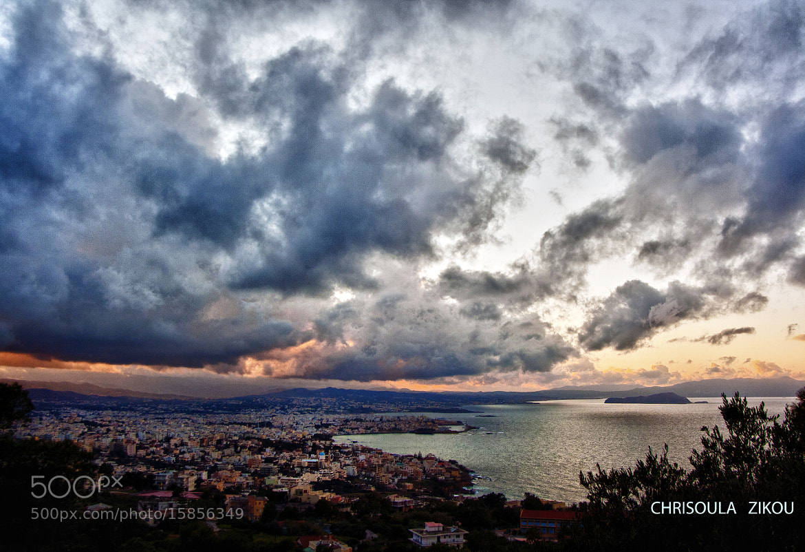 Photograph City View=CHANIA by Chriss Zikou on 500px
