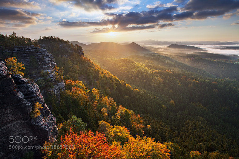 Photograph Colorful Morning by Martin Rak on 500px