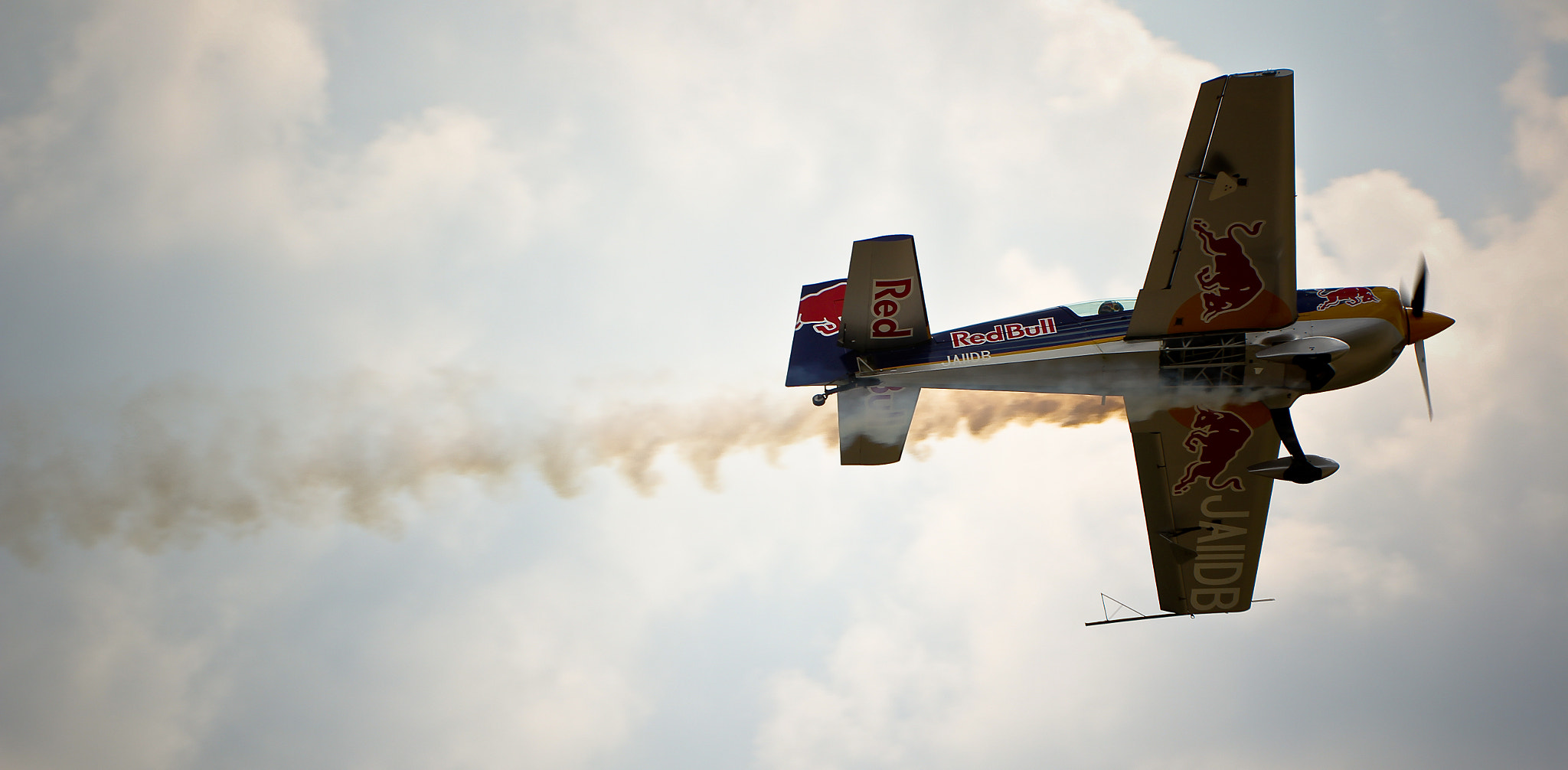 Photograph Flying red bull by Jinsoo Park on 500px