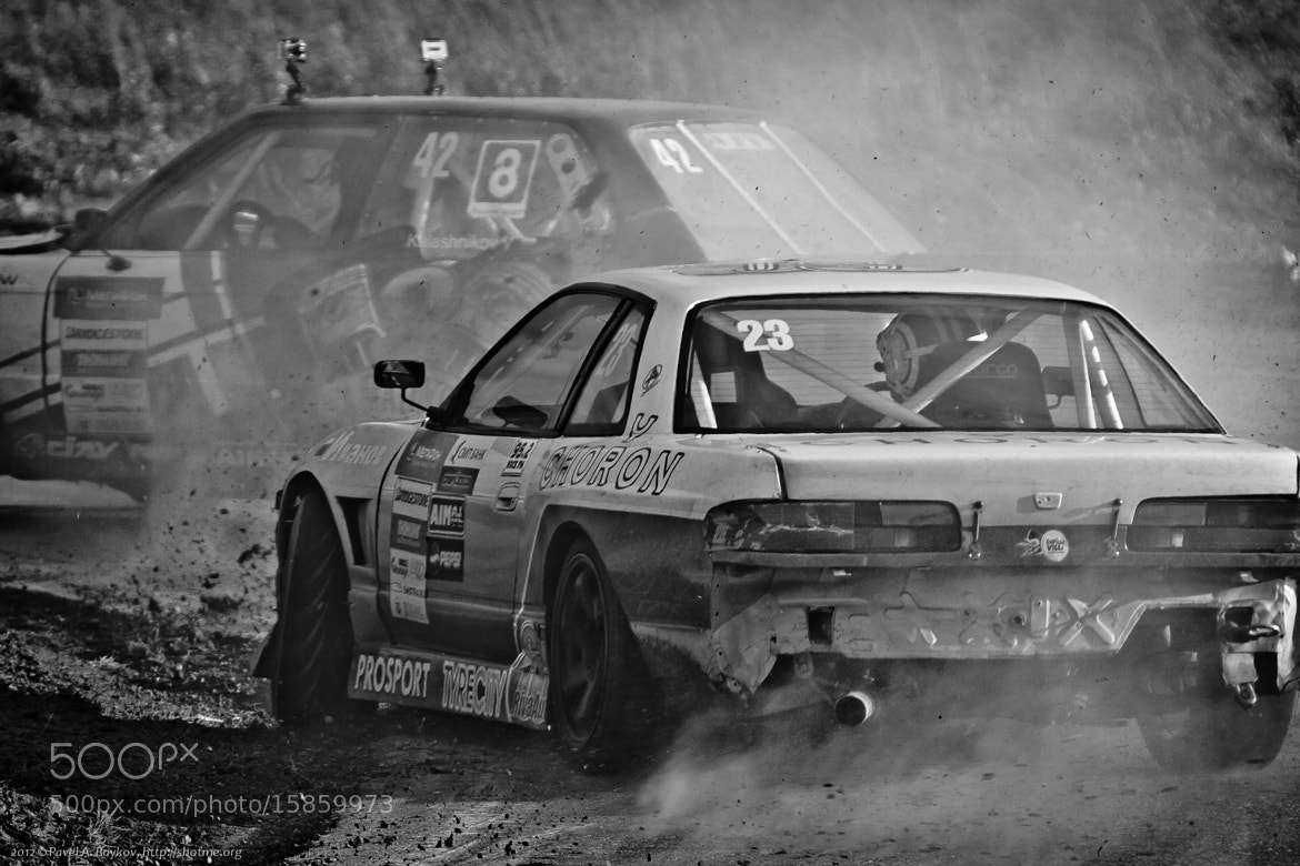 Photograph Russia Drift Series 2012 / Final @ MSK  by Pavel Raykov on 500px