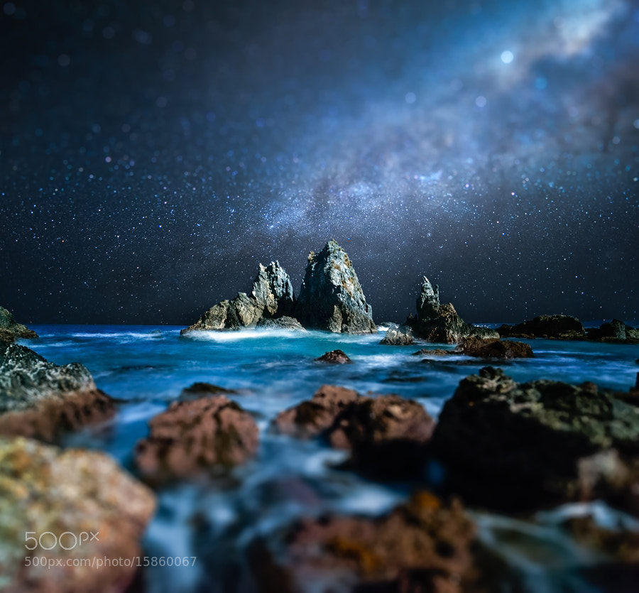 Photograph Mysterious Night by AtomicZen : ) on 500px